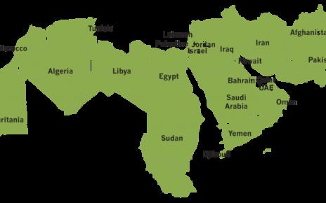 نشأة الشرق الأوسط