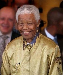 اللاعنف عند مانديلا