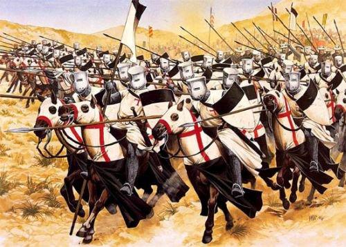 الحروب الصليبية - العصور الوسطى
